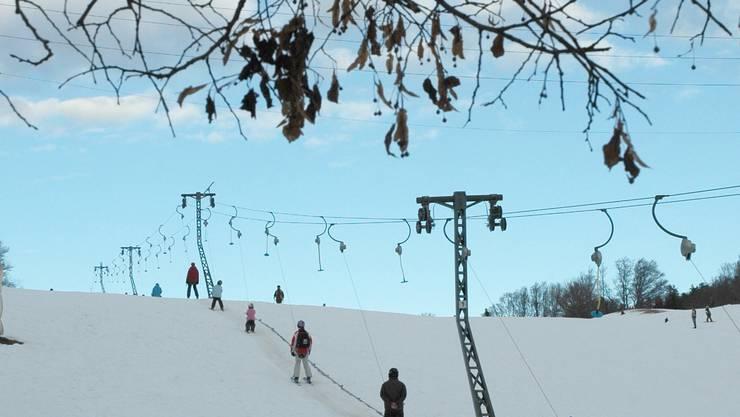 Skigebiet Balmberg