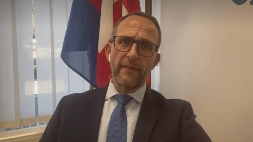 Norman Gobbi zur Attacke in Lugano: «Es war nur die Frage, wann es passiert»