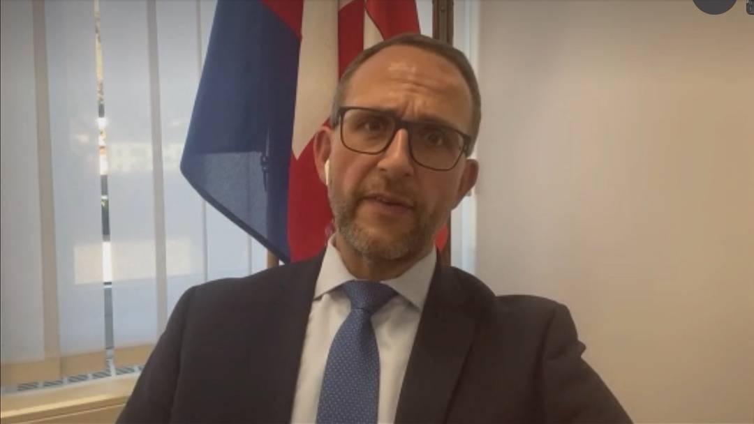 """Norman Gobbi zur Attacke in Lugano: """"Es war nur die Frage, wann es passiert"""""""