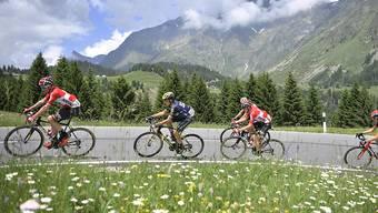 Tomasz Marczynski - hier an der Tour de Suisse als führender Mann im Einsatz - errang seinen grössten Erfolg.
