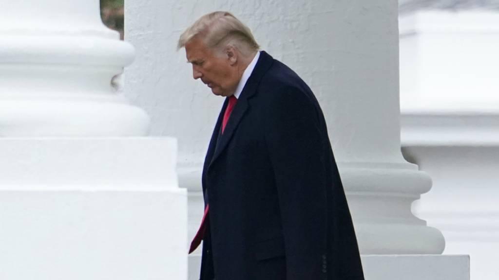 Wie geht es weiter mit Donald Trump?