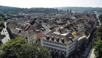51 namenlose Strassen in Winterthur haben heute einen offiziellen Namen erhalten. (Symbolbild)
