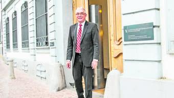 Christoph Brutschin, Vorsteher des WSU.