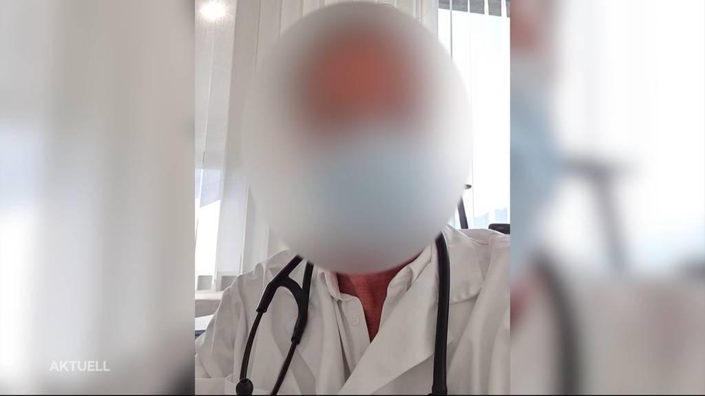 Aargauer Arzt nach massiven Drohungen verhaftet