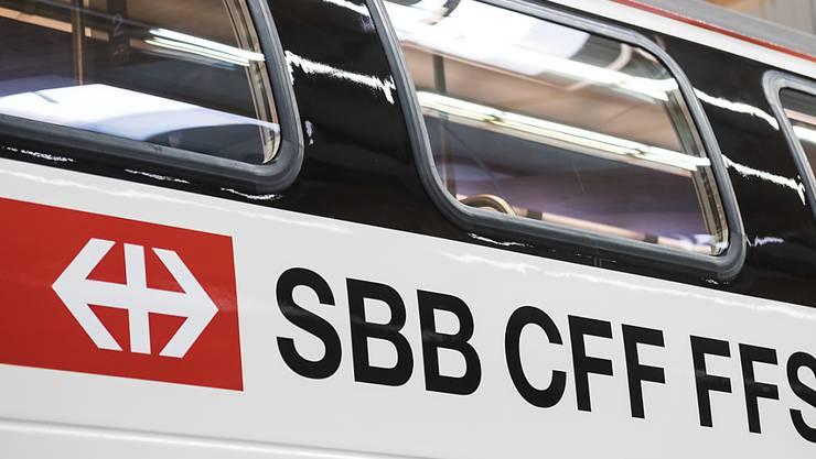 Züge zwischen Zürich und Genf wurden am Mittwochmorgen über Biel umgeleitet. (Archivbild)