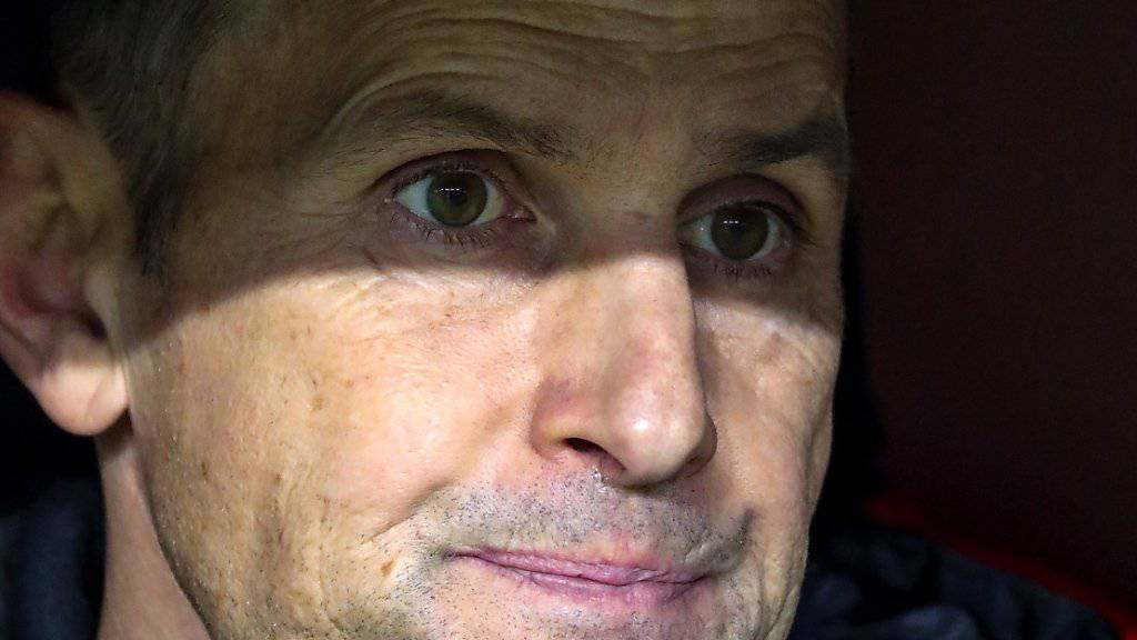 Heiko Herrlich ist nicht mehr Trainer von Bayer Leverkusen