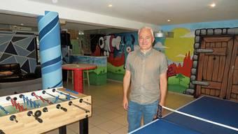 Fünf Jahre war Jugendarbeiter Franz Abächerli im Jugendtreff Bremgarten tätig.