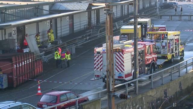 Chemie-Unfall beim Berner Güterbahnhof