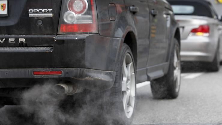 EU-Parlament will bei Dieseldreckschleudern vorwärts machen. (Archivbild)
