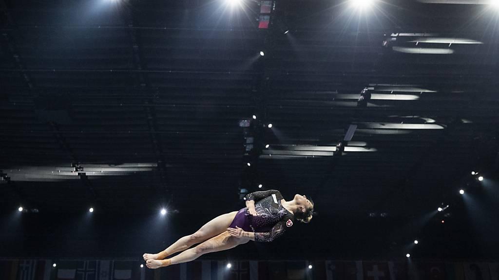 Giulia Steingruber verzichtet auf den Mehrkampf-Final