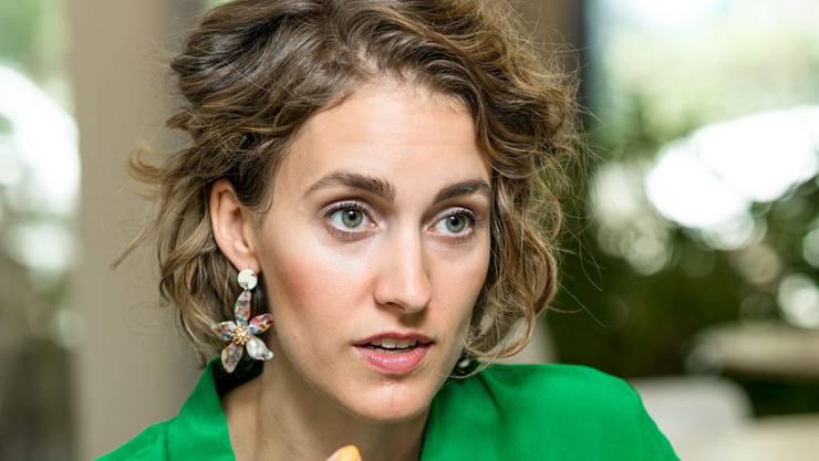 «Heute muss man sagen: Christoph Blocher ist ein Verlierer»: Flavia Kleiner, Co-Präsidentin von Operation Libero.