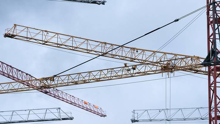 Die Projektkosten für das Bauprojekt an der Zürcher Herdernstrasse 56 werden auf 17 Millionen Franken geschätzt. (Symbolbild)