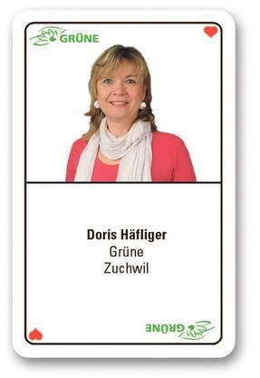Doris Häfliger