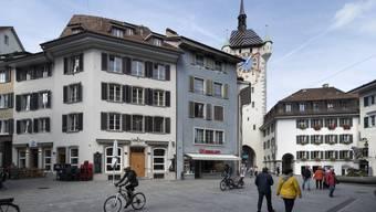 Die Innenstadt ist eines von vier Quartieren, die sich markant verändern dürften.