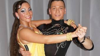 Ein Aargauer Paar holte sich den dritten Platz im Trafo-Cup