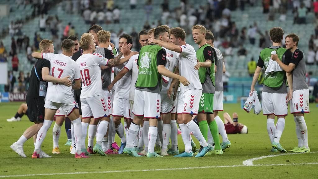 Dänemark erstmals seit 1992 im Halbfinal