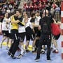 Die Schweizer Handballer gewinnen am Yellow Cup in Winterthur auch das zweite Spiel