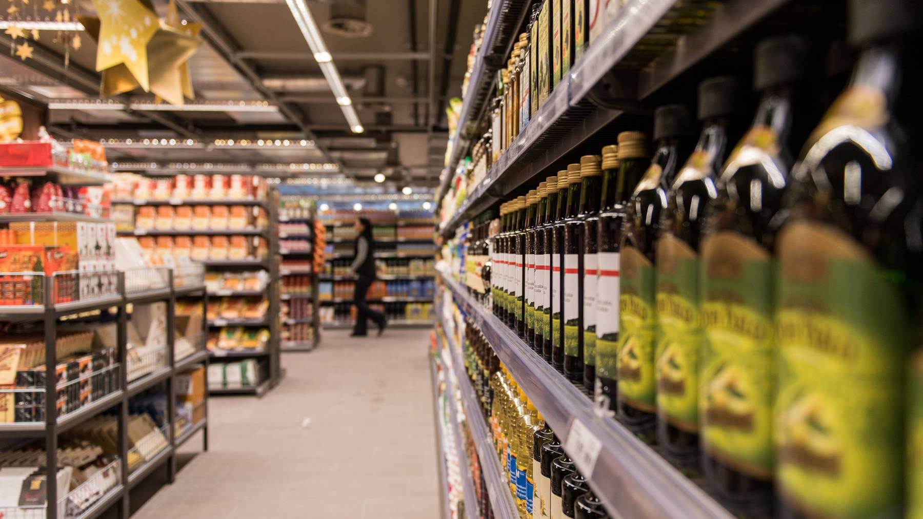 Die Supermärkte der Migros konnten ihre Umsätze im letzten Jahr nicht steigern.