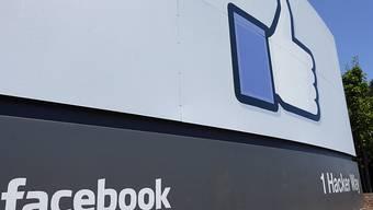 Facebooks Hauptquartier in Menlo Park, Kalifornien: Die US-Justiz wirft dem Unternehmen unerlaubte Steuerpraktiken vor, unter anderem durch Geschäfte mit seiner Tochterfirma in Irland.
