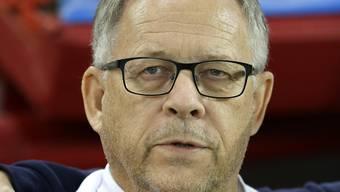 Lars Lagerbäck führte Island an die EM und wird nach dem Turnier in Frankreich seinen Posten als Nationaltrainer abgeben