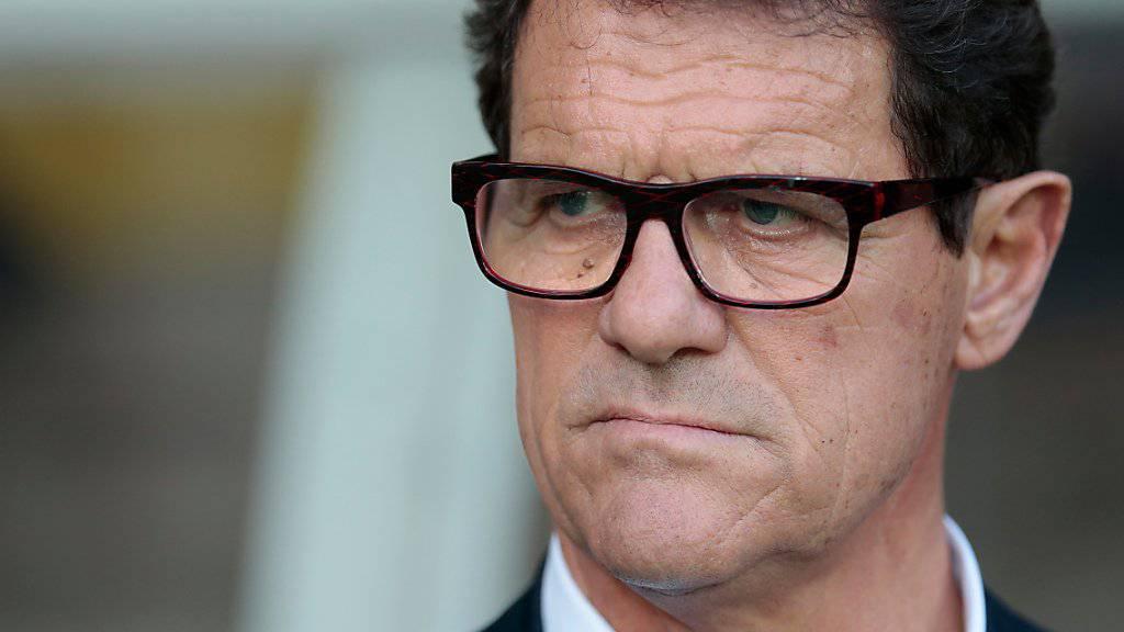 Fabio Capello mag künftig nicht mehr Trainer sein.