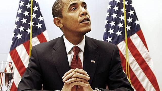 Barack Obama reagiert bescheiden auf Nobelpreis