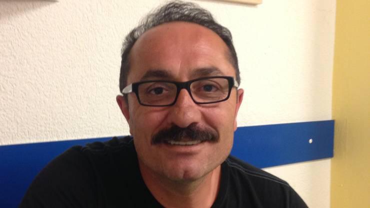 Per sofort nicht mehr Trainer des FC Trimbach: Mehmet Ozan