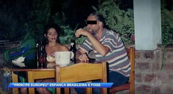 Ein Foto aus alten Tagen: Die Brasilianerin trennte sich 2004nach sieben Jahren von R.U.