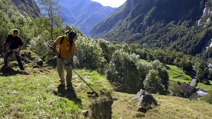 Die Coronakrise gefährdet zahlreiche Arbeitsplätze in den Berggebieten. Nun unterstützt die Berghilfe Betriebe mit Soforthilfe.