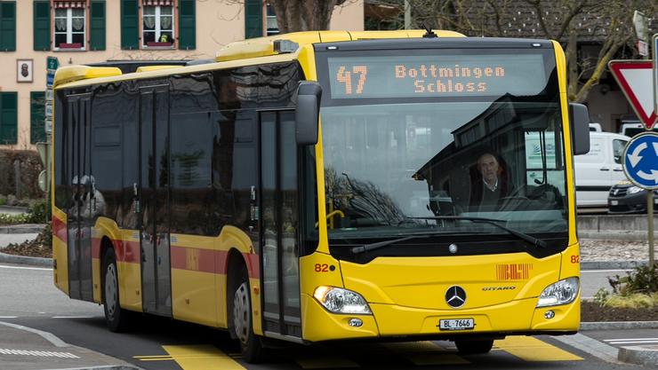 Die Buslinie 47 ist eine von sieben, welche die Bau- und Planungskommission für einen Abbau vorsieht.