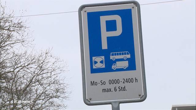 Bussenfalle: Parkverbot Hagenholz