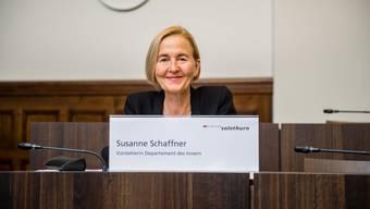 Susanne Schaffner soll ihren Sitz in den kommenden Kantonsratswahlen verteidigen.
