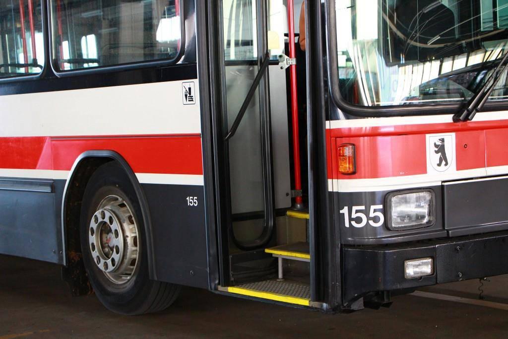 ...fährt heute in den Ruhestand. Die Busfahrer... (© Raphael Rohner / FM1Today)