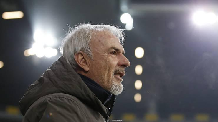 Michel Decastel ist nicht mehr Trainer von Xamax