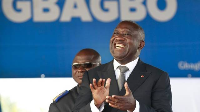 Gbagbo wurde nicht wiedergewählt - sein Amt will er aber trotzdem behalten (Archiv)