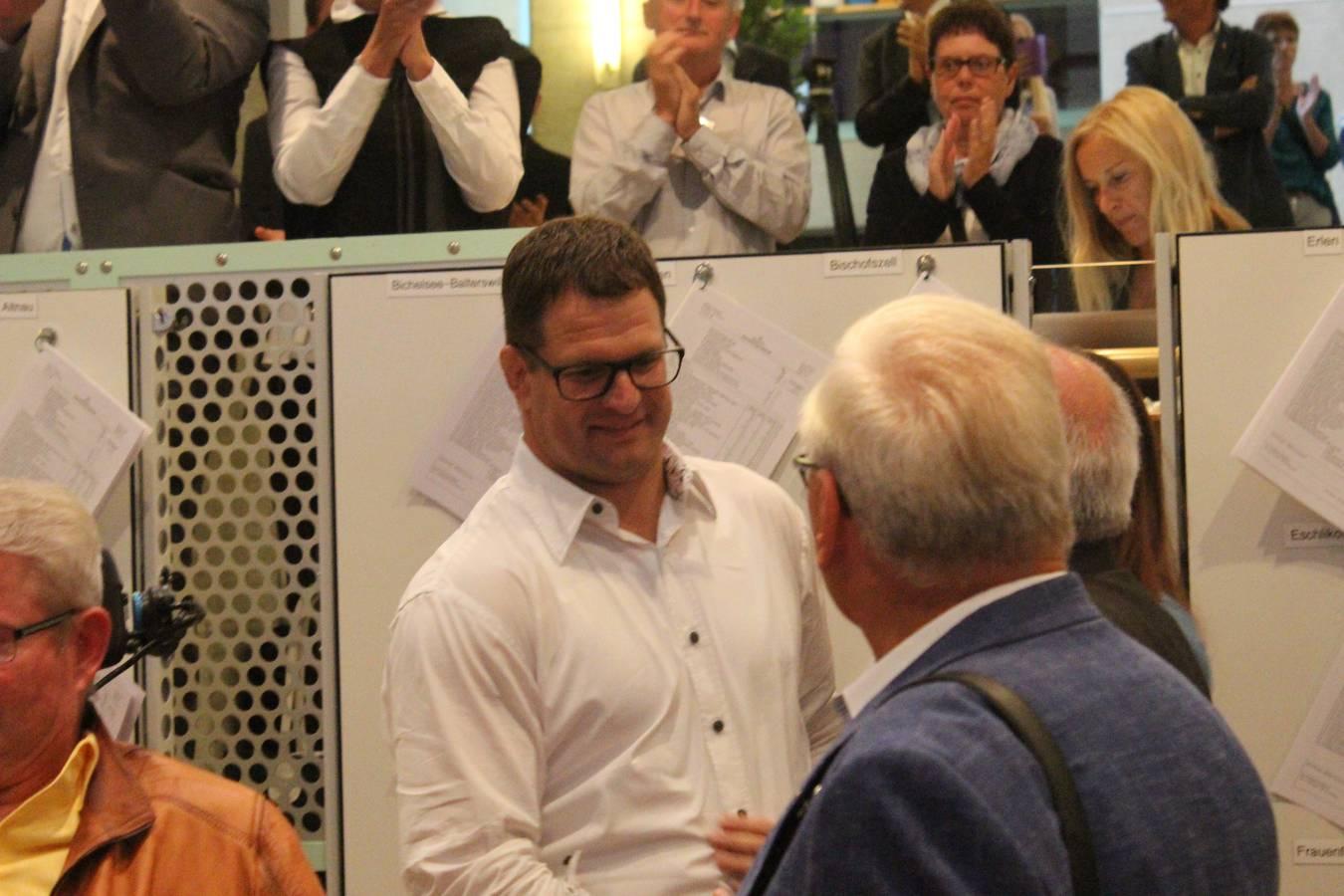 Manuel Strupler ist neu im Nationalrat (© FM1Today)