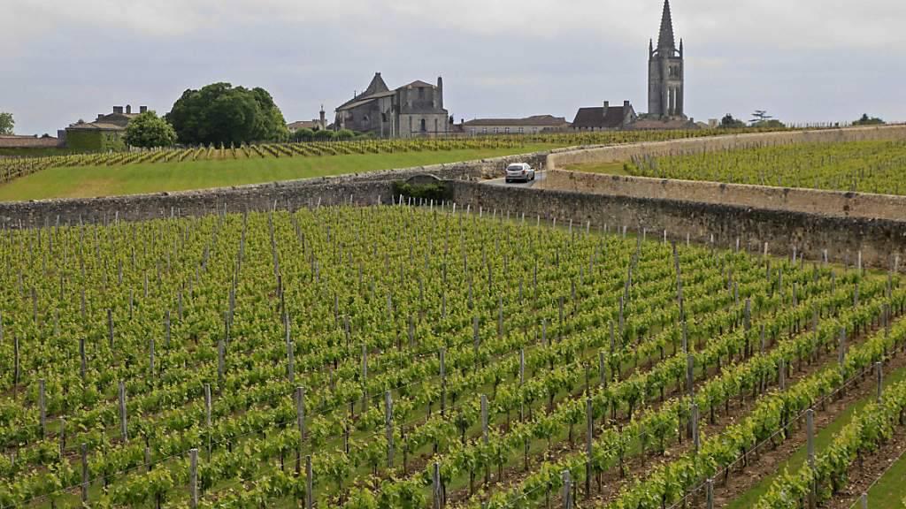 Französische Wein-Exporte trotz US-Zöllen auf Rekordhoch