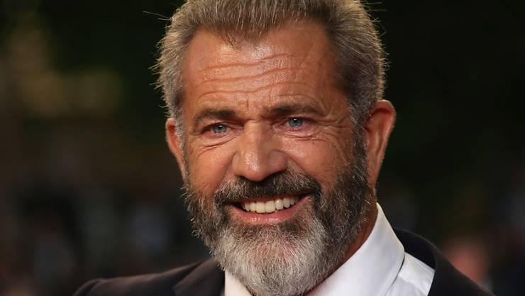 """Verfilmt Mel Gibson eine Fortsetzung der """"Passion Christi""""? Der Regisseur arbeitet zumindest an einem Skript mit. (Archivbild)"""