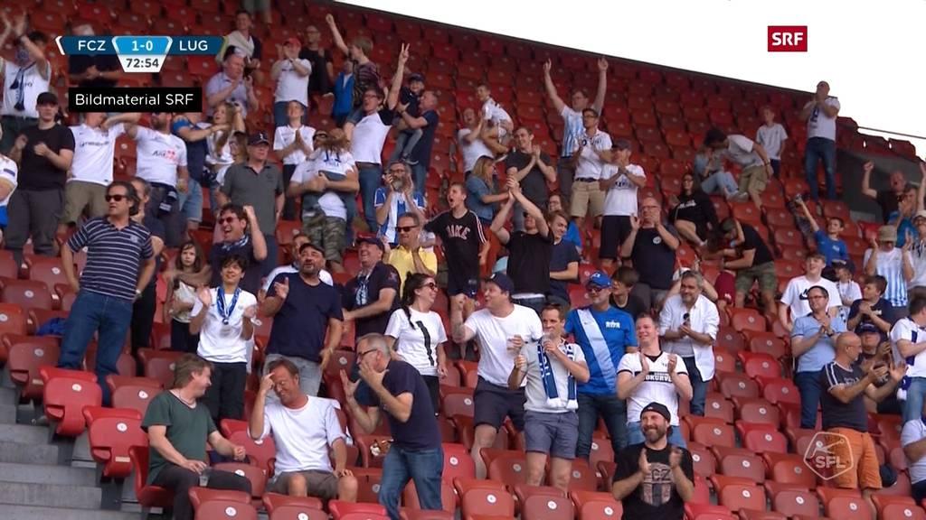 FCZ gewinnt erstes Saison-Heimspiel gegen Lugano