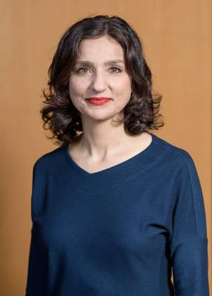 3. Gabriela Suter, Aarau, bisher