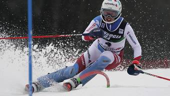 Michelle Gisin gelingt auch in Zagreb ein gutes Rennen