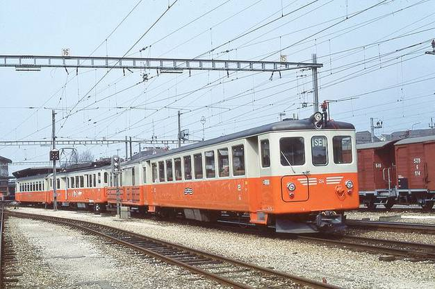 «Du bisch vo Solothurn, wenn mit dr SZB nach Solothurn gfahre bisch!»