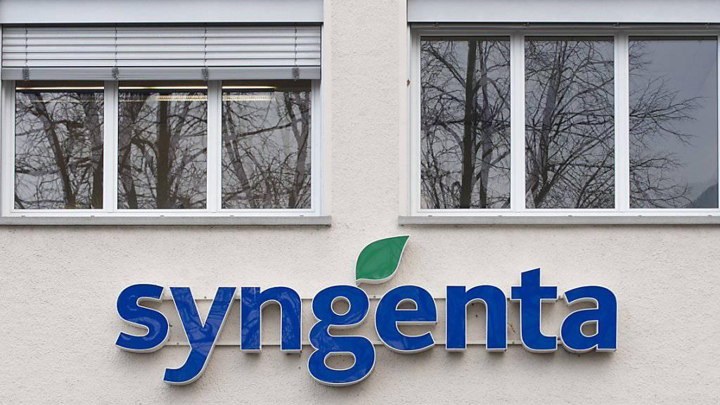 Das Interesse an Syngenta ist gross: Neusten Gerüchten zufolge buhlt der chinesische Chemiekonzern ChemChina um den Basler Agrochemiekonzern (Archiv).