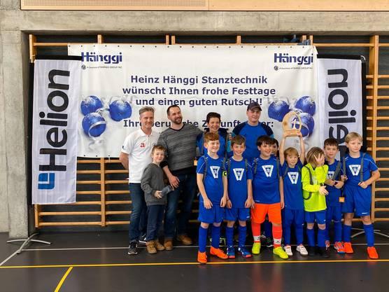 Junioren F FC Subingen