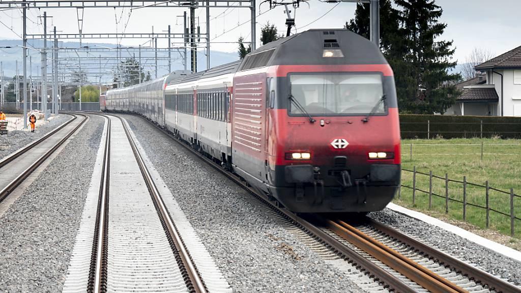 SBB übernehmen Kraftwerk Rupperswil-Auenstein im Aargau vollständig
