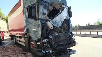 Thumb for 'LKW-Unfall bei Egerkingen sorgte für Riesenstau'