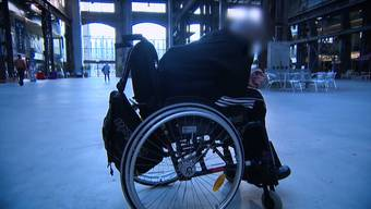 Erstmals trifft Igor Zilincan Hans W. im Januar dieses Jahres. Der Mann im Rollstuhl leidet nicht nur an «nicht mehr beherrschbaren» Schmerzen, sondern auch an Perspektivenlosigkeit.