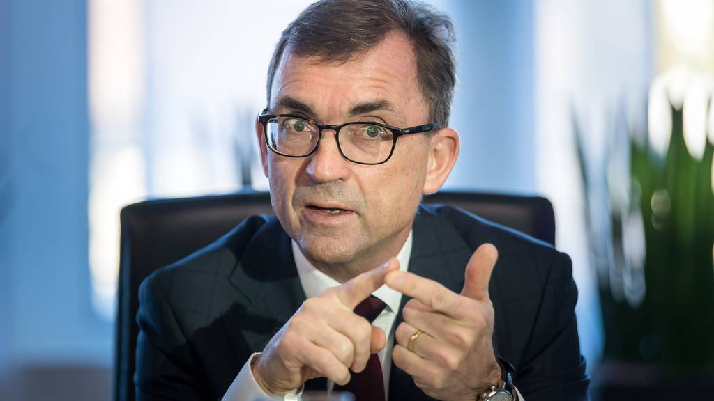 SGKB-Chef Roland Ledergerber ist zufrieden mit dem Geschäftsjahr 2018.