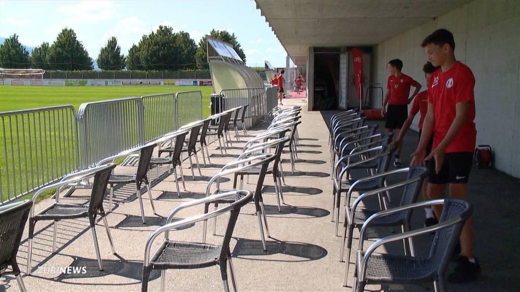 Rapperswil-Jona träumt von Cup-Sensation gegen Sion