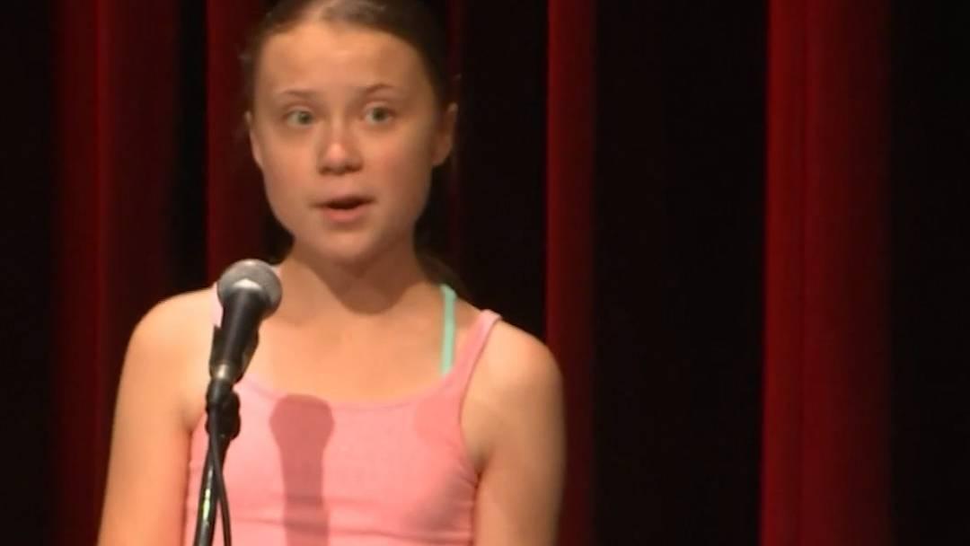 Greta Thunberg mit Amnesty-Menschenrechtspreis ausgezeichnet